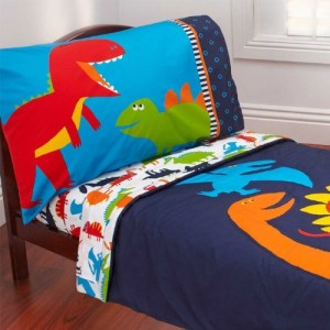 dinosaur bedding for kids