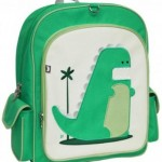 betrix backpack - big kids dinosaur backpack