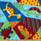dinosaur decor-dinosaur fabric