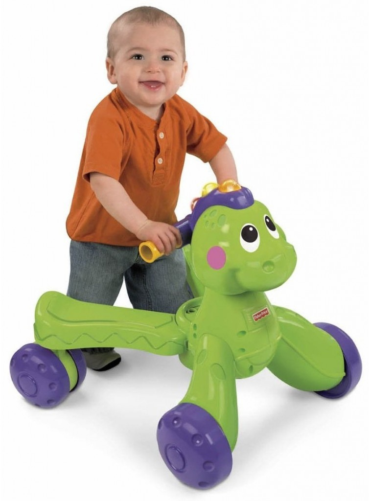 stride to ride dino baby walker and ride on dinosaur toy. Black Bedroom Furniture Sets. Home Design Ideas