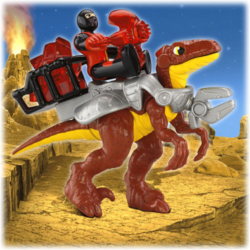 Imaginext Dinosaurs - Imaginext Raptor