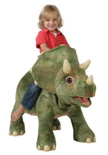 Kota Triceratops Ride On Toys For Toddlers