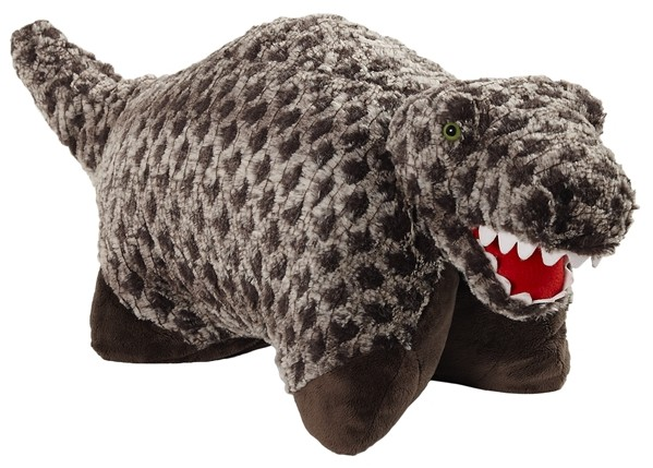 dinosaur pillow pet - t rex pillow pet
